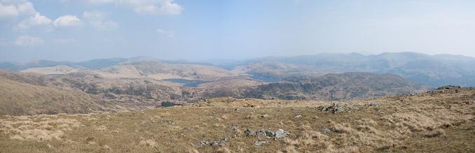 View from Benyellary