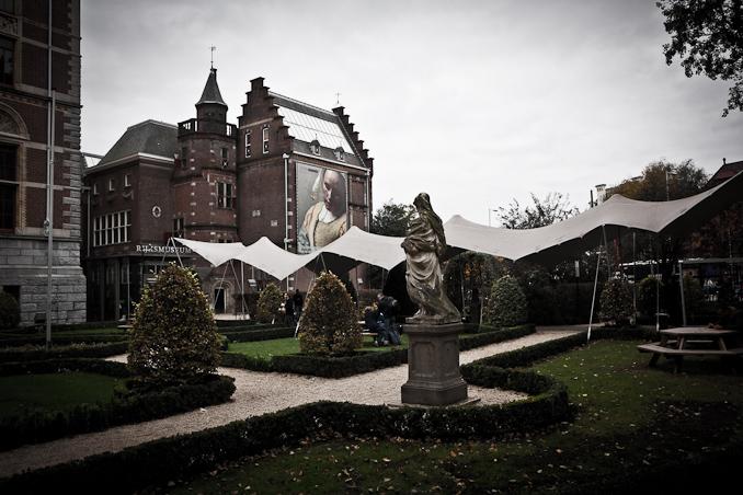 Rijksmuseum, Holland
