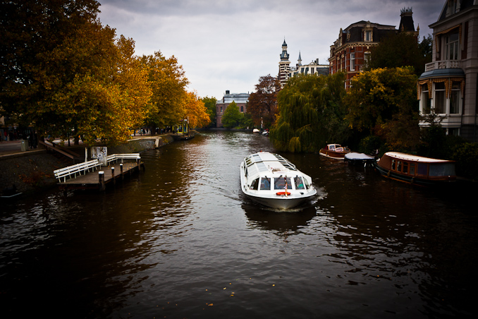 Canal Taxi Boat