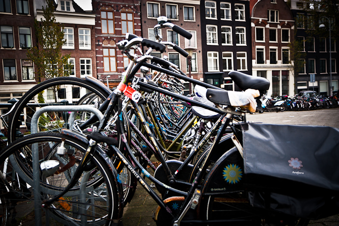 Bicycles, Everywhere