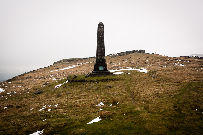 Saddleworth Moor War Memorial